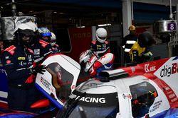 #32 SMP Racing BR 01, Nissan: Stefano Coletti, Andreas Wirth, Vitaly Petrov