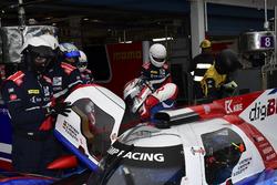 #32 SMP Racing BR 01 Nissan: Stefano Coletti, Andreas Wirth, Vitaly Petrov