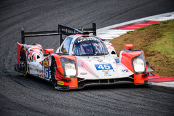 #45 Manor Oreca 05 - Nissan: Tor Graves, Alex Lynn, Shinji Nakano