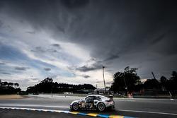 #88 Abu Dhabi Proton Competition Porsche 911 RSR: Khaled Al Qubaisi, Patrick Long, David Heinemeier