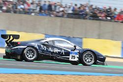 #25 FF Corse Ferrari 488: Ivor Dunbar, Johnny Mowlem
