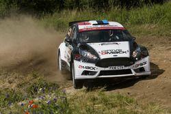 Karl Kruuda, Martin Jarveoja, Drive DMACK Trpohhy Team, Ford Fiesta R5