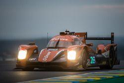 #26 G-Drive Racing Oreca 05 Nissan: Roman Rusinov, Will Stevens, René Rast