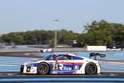 #25 Sainteloc Racing Audi R8 LMS GT3: Gregory Guilvert, Mike Parisy, Christopher Haase