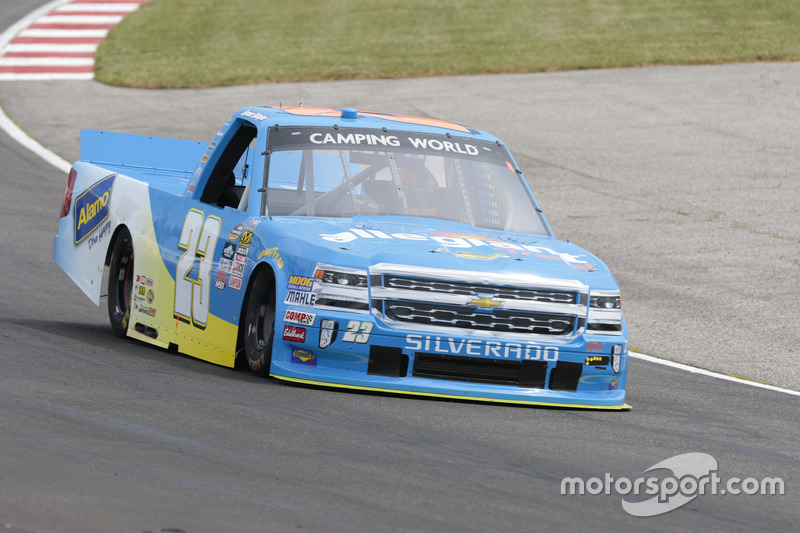 Spencer Gallagher, GMS Racing, Chevrolet