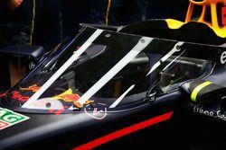 L'Aeroscreen de la Red Bull Racing RB12