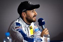 Press Conference: Gary Paffett, Mercedes-AMG Team ART, Mercedes-AMG C63 DTM