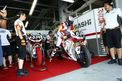 #634 Musashi RT Harc-Pro: Takumi Takahashi, Michael Van Der Mark, Nicky Hayden
