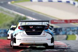 Andrea Belicchi, Target Competition, Honda Civic TCR