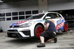 Tim Zimmermann, Liqui Moly Team Engstler, VW Golf GTI TCR