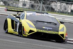 #18 Lamborghini Gallardo Rex GT3: Craig Dolby, Tomas Enge