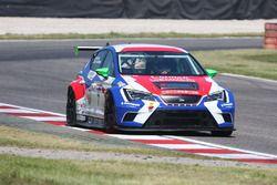 Dall'Antonia-Piccin, BF Racing, Seat Leon Racer-TCR #7