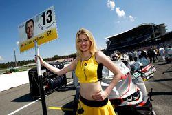 Gadis grid,of Antテウnio Fテゥlix da Costa, BMW Team Schnitzer, BMW M4 DTM