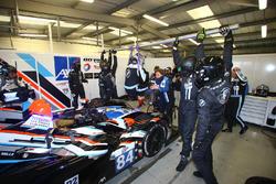 #84 SRT41 by Oak Racing Morgan - Nissan : Frédéric Sausset, Christophe Tinseau, Jean-Bernard Bouvet