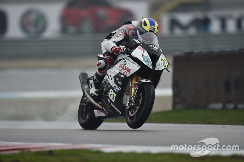 Markus Reiterberger – DNF / 10. Platz:
