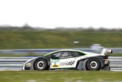 #5 HB Racing Lamborghini Huracán GT3: Norbert Siedler, Jaap van Lagen