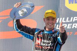 Podium: 1. Scott McLaughlin, Garry Rogers Motorsport, Volvo