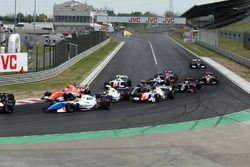 Yarış başlangıcı, Matthieu Vaxiviere, SMP Racing