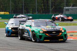 Duncan Huisman, Luc Braams, V8 Racing International, Chevrolet Camaro GT4
