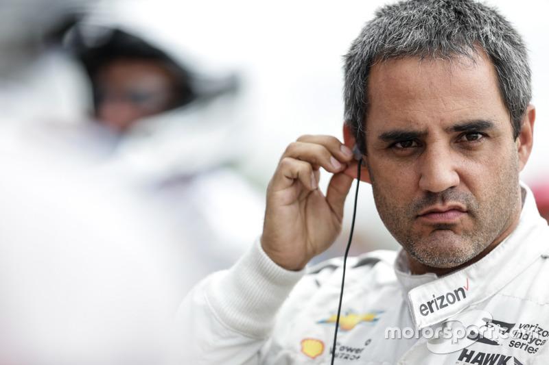 Хуан-Пабло Монтойя, Team Penske Chevrolet (примет участие только в «Инди-500»)