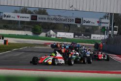 Mick Schumacher, Prema Powerteam leads