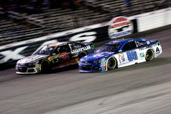 Ryan Newman, Richard Childress Racing Chevrolet en Dale Earnhardt Jr., Hendrick Motorsports Chevrole