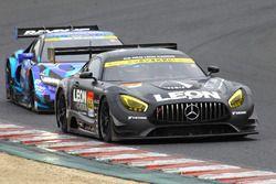 優勝した#65 LEON CVSTOS AMG-GT