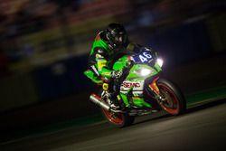 #46 Kawasaki: Emiliano Bellucci, Florian Galotte, Oliver Skach
