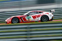 #31 Callaway Competition, Corvette C7 GT3: Loris Hezemans, Boris Said