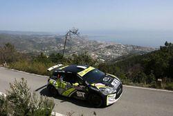 Rudy Michelini e Michele Perna, Citroen DS3 R5, Procar Motorsport