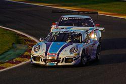 #911 RMS, Porsche 991 GT3 Cup: Fabrice Notari, Jean-Marc Bachelier, Yannick Mallegol, Howard Blank