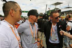 Linkin Park on the grid