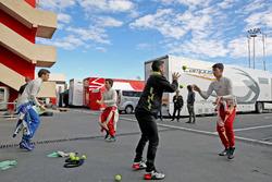 Campos Racing drivers