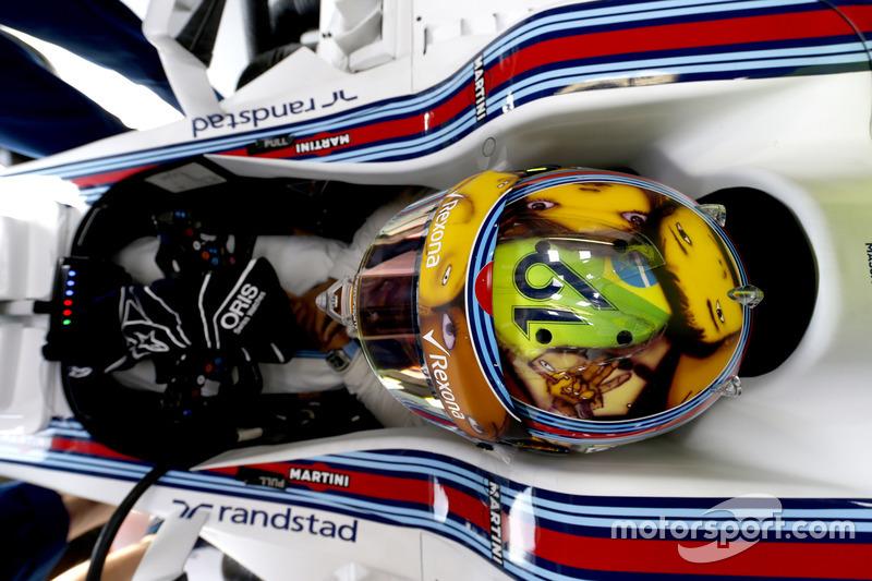 Monaco 2016 - Felipe Massa, Williams