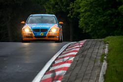 #141 Team Adrenalin Motorsport, BMW E90: Christopher Rink, Danny Brink, Gabriele Piana, Niklas Stein