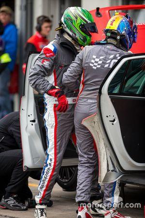 #204 racing one, Volkswagen Golf GTI TCR: Benjamin Leuchter, Fabian Danz, Tim Zimmermann