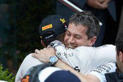 Lewis Hamilton, Mercedes AMG F1, Nathan Davey