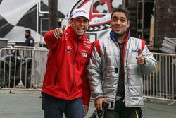 Juan Manuel Silva, Catalan Magni Motorsport Ford, Leonel Sotro, di Meglio Motorsport Ford