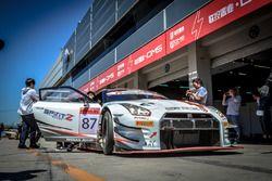 GT-Goldenport-test-87 SprirtZ-Nissan-GTR-Nismo GT3