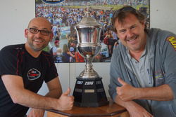 Jerome Galpin, NASCAR Whelen Euro Series; Pete Fink, Motorsport.com