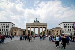 Atmosphäre in Berlin