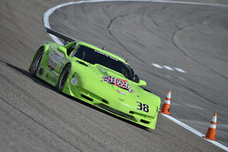 #38 MP1A Chevrolet Corvette: Juan Vento