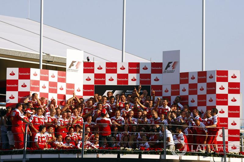 Гран При Италии-2010: последний триумф Ferrari на своей территории