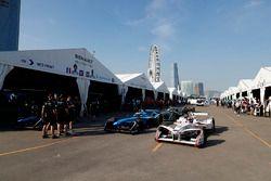 Neel Jani, Dragon Racing, Nicolas Prost, Renault e.Dams