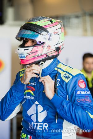 Luis Michael Dörrbecker, Campos Racing