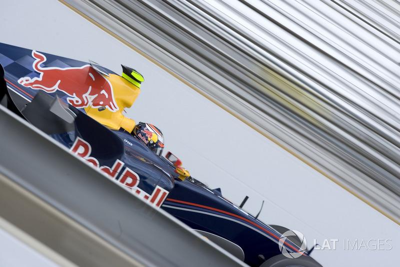 Scott Speed , Red Bull Racing