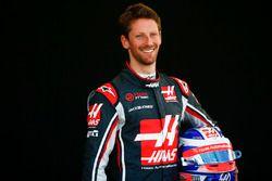 Romain Grosjean, Haas F1 Team