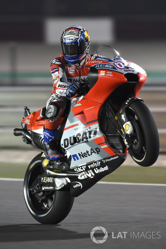 #40 - Andrea Dovizioso - GP de Qatar 2018