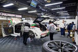 JAS Honda, WTCC