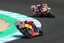 Takumi Takahashi, Honda World Superbike Team, Davide Giugliano, Honda World Superbike Team